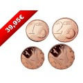 1 cent + 2 cent Andorre 2014