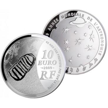 10 euros astronomie 2009