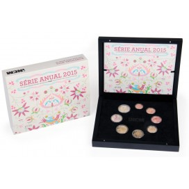 Coffret BE Portugal 2015