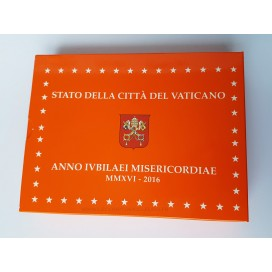 Coffret BE Vatican 2016