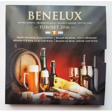Coffret BU Benelux 2016