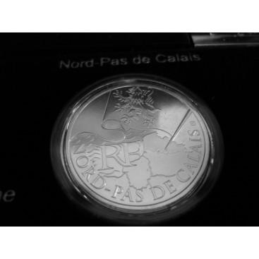 10 Euro NORD PAS DE CALAIS