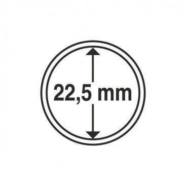 CAPSULES 22.5 MM