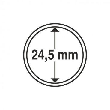 CAPSULES 24,5 MM