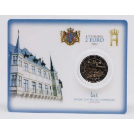 COINCARD LUXEMBOURG 2012