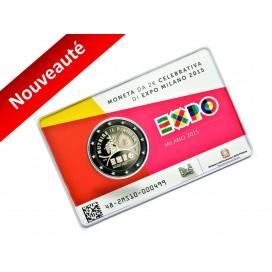 Coincard Italie 2015 Exposition de Milan