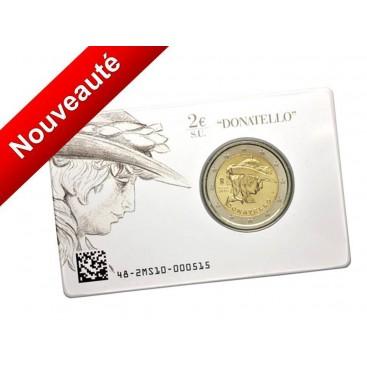 Coincard Italie 2016 Donatello