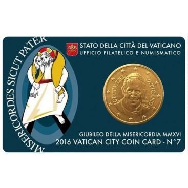 Coincard Vatican 2016