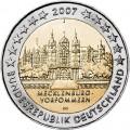 SET 5*2 Euro Allemagne 2007