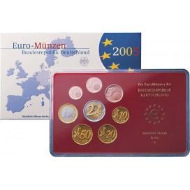 Coffret Euro Belle Epreuve BE Allemagne 2005
