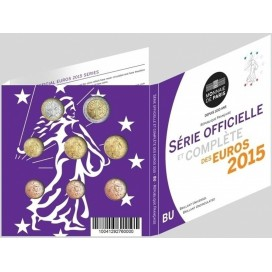 Coffret brillant universel France 2015