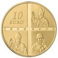 10 Euro or lourdes 2008