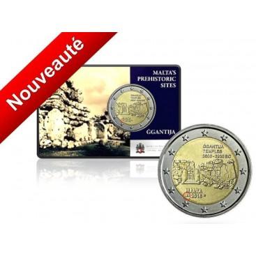 Coincard Malte 2016 Ggantija