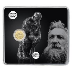 2 euro france BU - Auguste Rodin