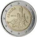 2 euro commémorative ESPAGNE 2014