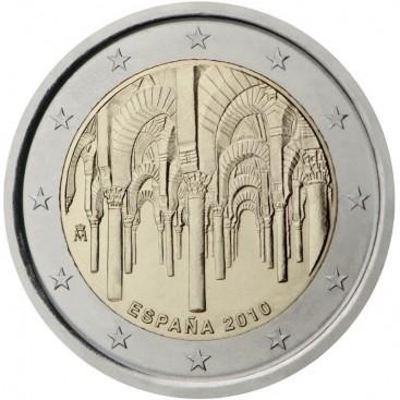 2€ ESPAGNE 2010