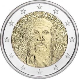 2 Euro Finlande 2013 Sillanpää