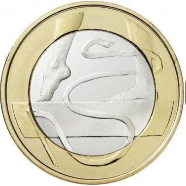 5 Euro Finlande 2015