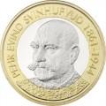 5 Euro Finlande 2016 SVINHUFVUD