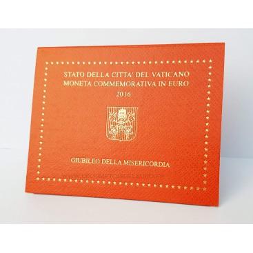 2 euro vatican 2016 Miséricorde