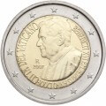 2€ VATICAN 2007