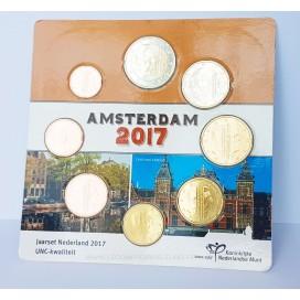 Série Euro Pays bas 2017