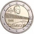 2 Euro Luxembourg 2016