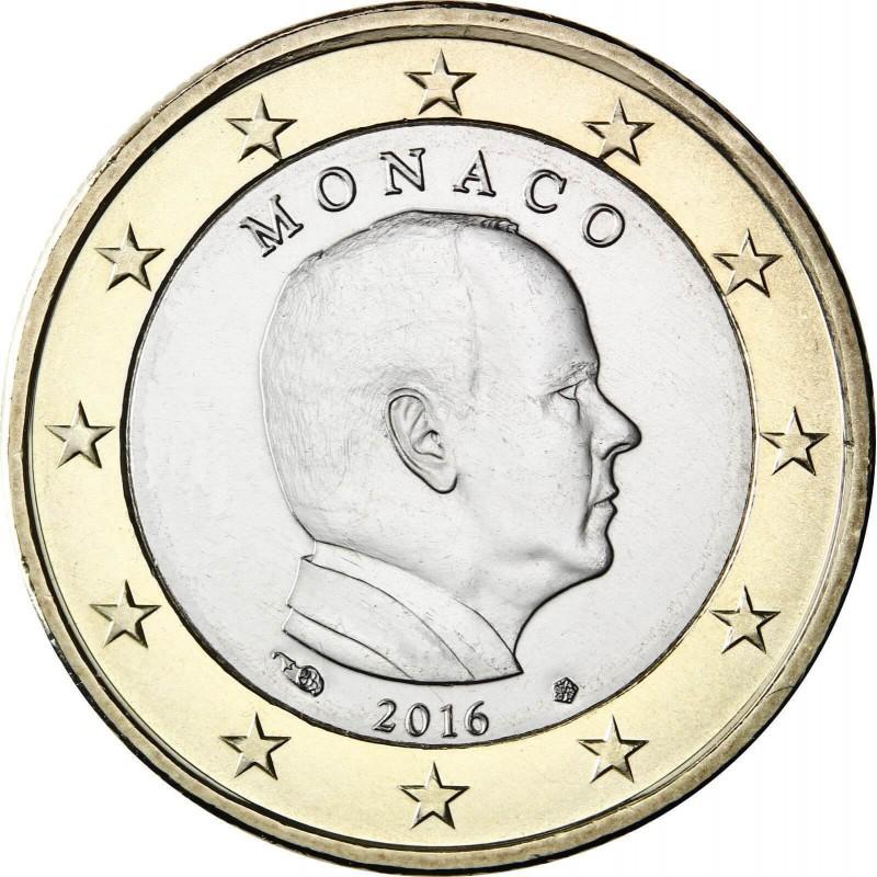 1 euro monaco 2016 for Sitzkissen gunstig 1 euro