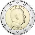 2 Euro Monaco Albert 2016