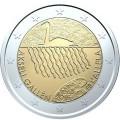 2 Euro Finlande 2015 Akseli Gallen