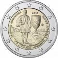 2 Euro Grece 2015 Spyridon
