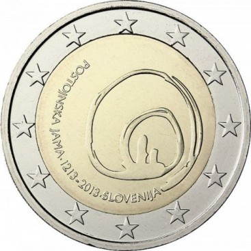 2€ SLOVENIE 2013