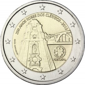 2€ Portugal 2013