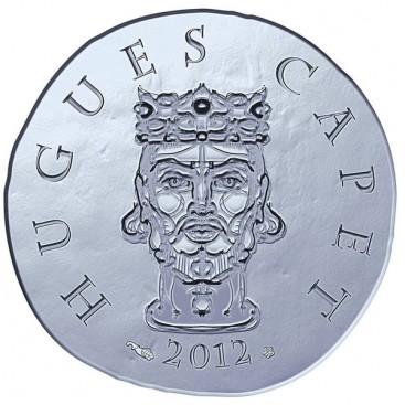 10 Euro 2012 Hugues Capet