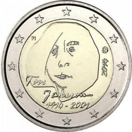 2 euro commémorative Finlande 2014