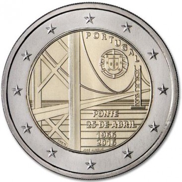 2 Euro Portugal 2016