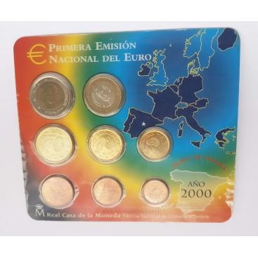 BU ESPAGNE 2000