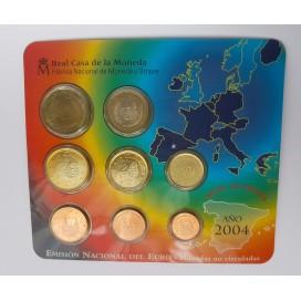 BU ESPAGNE 2004