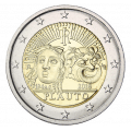 2 Euro Italie 2016 Plaute