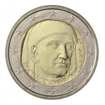 2 Euro Italie 2013 Boccaccio