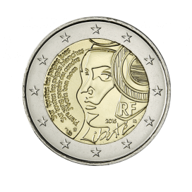 2 Euro France 2015-Fédération