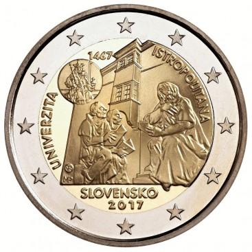 2 Euro Slovaquie 2017 Université d' Istropolitana