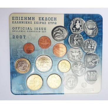BU Grèce 2007