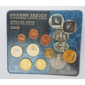 BU Grèce 2005