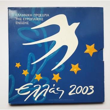BU Grèce 2003