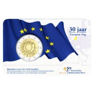 Coincard Pays Bas 2015 Drapeau