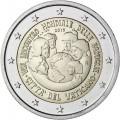 2 Euro Belle Epreuve Vatican 2015