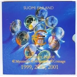BU INTROSET FINLANDE 1999 2000 2001