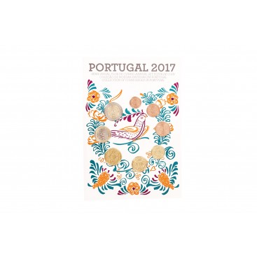 Coffret FDC Portugal 2017