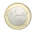 3 euro Slovénie 2017